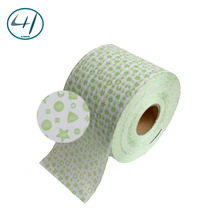 Siliconized self adhesive Wrap raw material for sanitary napkins release film