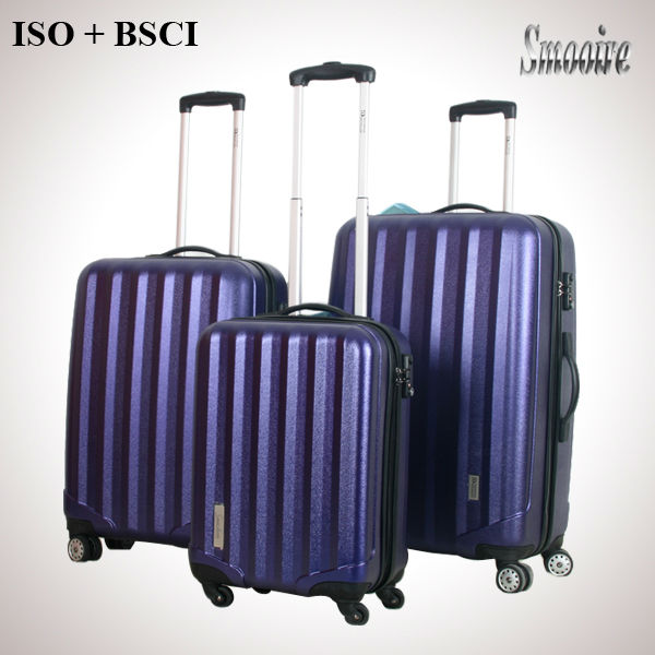 Hot sell high quality new design PC president luggage