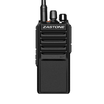 ZST-L2000 4000mAh uhf two way radio power amplifier 20w transceiver