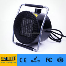 New Fan Heater Exports to the United States 110V Black Heater