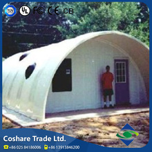 CE Authentication Rational Prefabricated House,Beautiful Prefabricated Dome House,Nice Prefabricated Steel Structure House