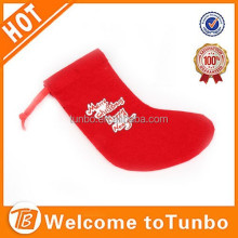 Merry Christmas the best selling christmas child sock hot selling item