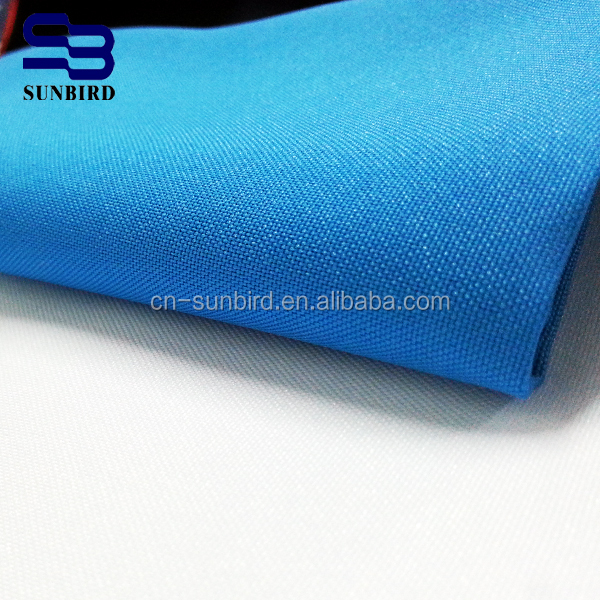 2015 hot sale plain dyed 300D 100% polyester Minimatt fabric oxford fabric