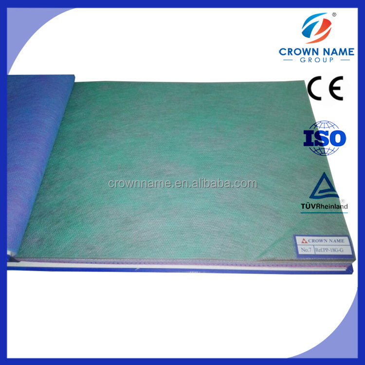 nonwoven raw material polypropylene nonwoven fabric
