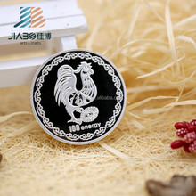 New design custom made cute cartoon souvenir metal coins for sale