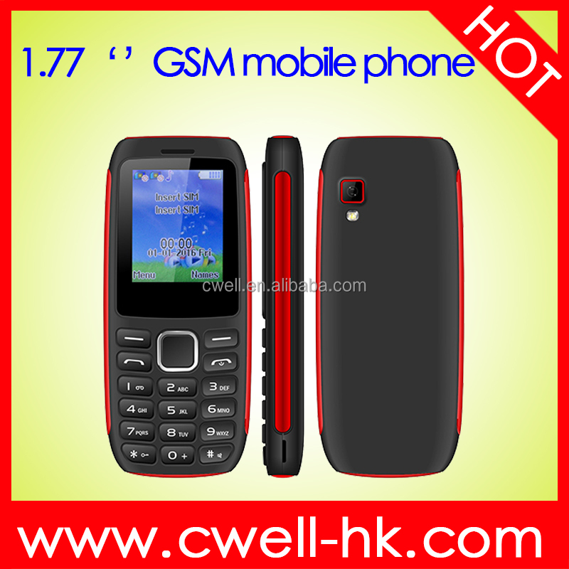 DONOD 02 1.77 inch 3 colors very cheap one dollar mobile phone