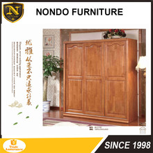 Modern Appearance and Wardrobe Specific Use wood sliding wardrobe closet 2601A
