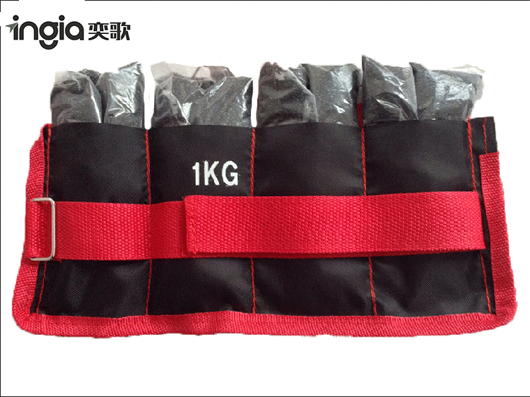 Adjustable Ankle Wrist Weights Sandbag For Sale