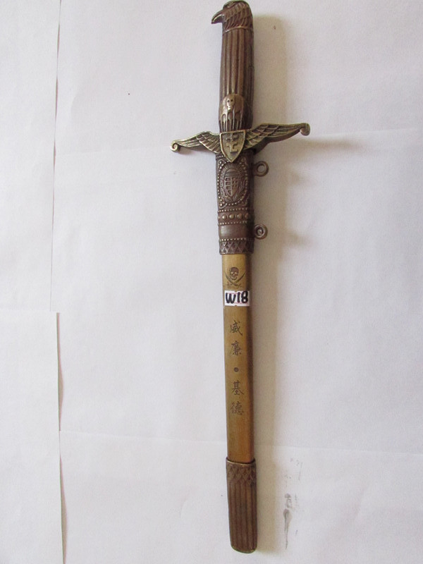 The British antique knife Do old sword Craft sword Colleting sword BY-W18*