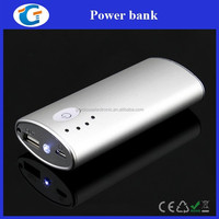 Shenzhen mobile power supply led hand lamps portable power bank