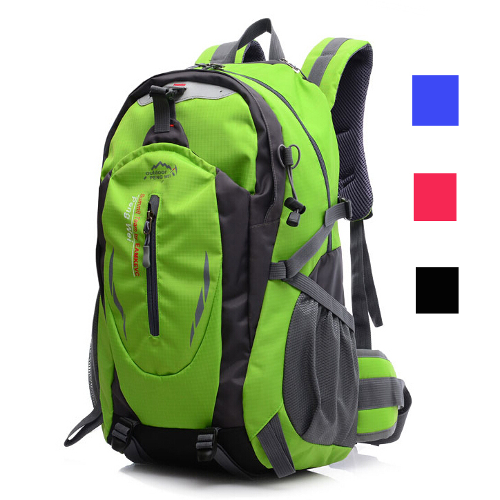 Men Travel Backpack Large Outdoor Camping Climbing Hiking Women Sports Back Bag Bagpack Waterproof School Bags Mochilas In Price On