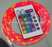 24VDC input constant current LED strip 5050 60LED/M 5m/roll No voltage drop No brightness difference cornhole light