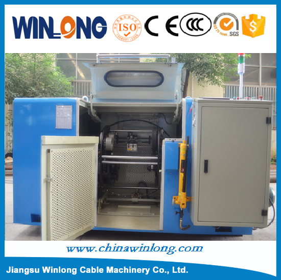 Winlong Automatic High Speed Copper Wire Twisting Machine (500P)