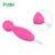 Cute Sex Toys Silicone Wand Massager Mini Vibrator