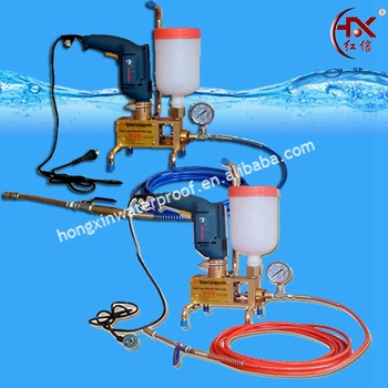 HX-500 10000Psi Polyurethane Epoxy Grout Spray Foaming Machine