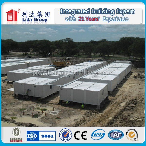 China Prefab Modified Renovated Containe/Steel Container Home/container house