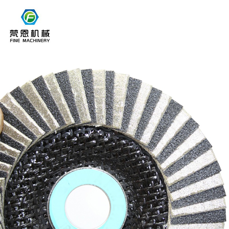 Hot high quality product <strong>diamond</strong> and polishing grinding tool tungsten flap disc
