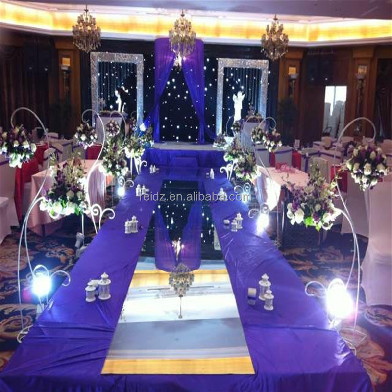 CE ROHS cheap fiber wedding mandap decoration