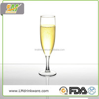 Hot new products for 2015 promotional pc champagne tulip beer glass
