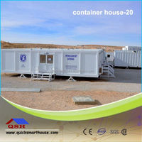 20ft office container house 20 ft modular container home