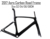 Factory price aero carbon road bike frameset gravel road frame