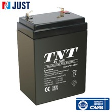TNT Maintenance free deep cycle 4 volt sealed lead-acid battery 5ah