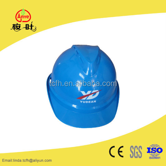 V gard ventilation safety helmet with chin 4 point connect