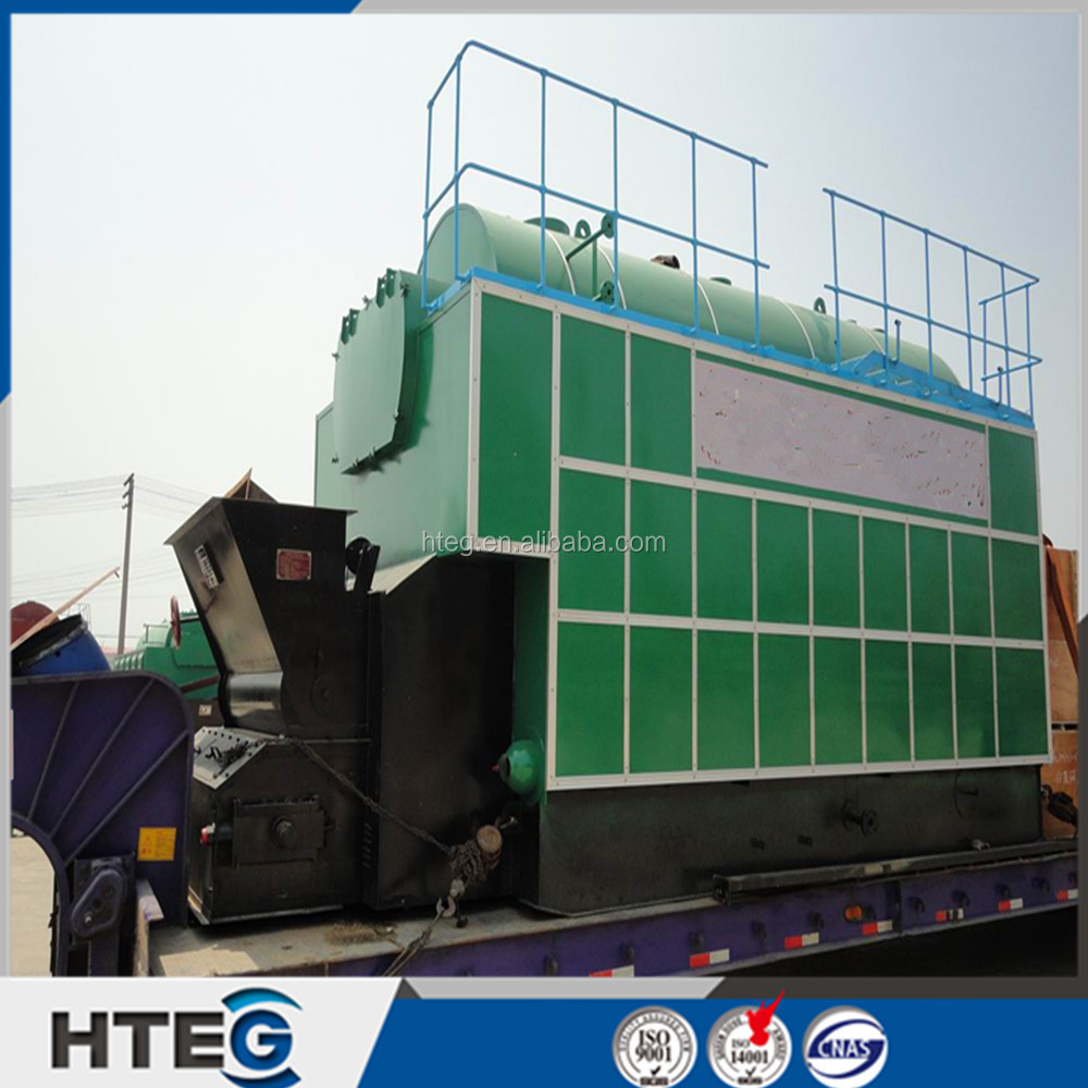 Low running cost high thermal efficiency 90% biomass pellet fueled steam boiler