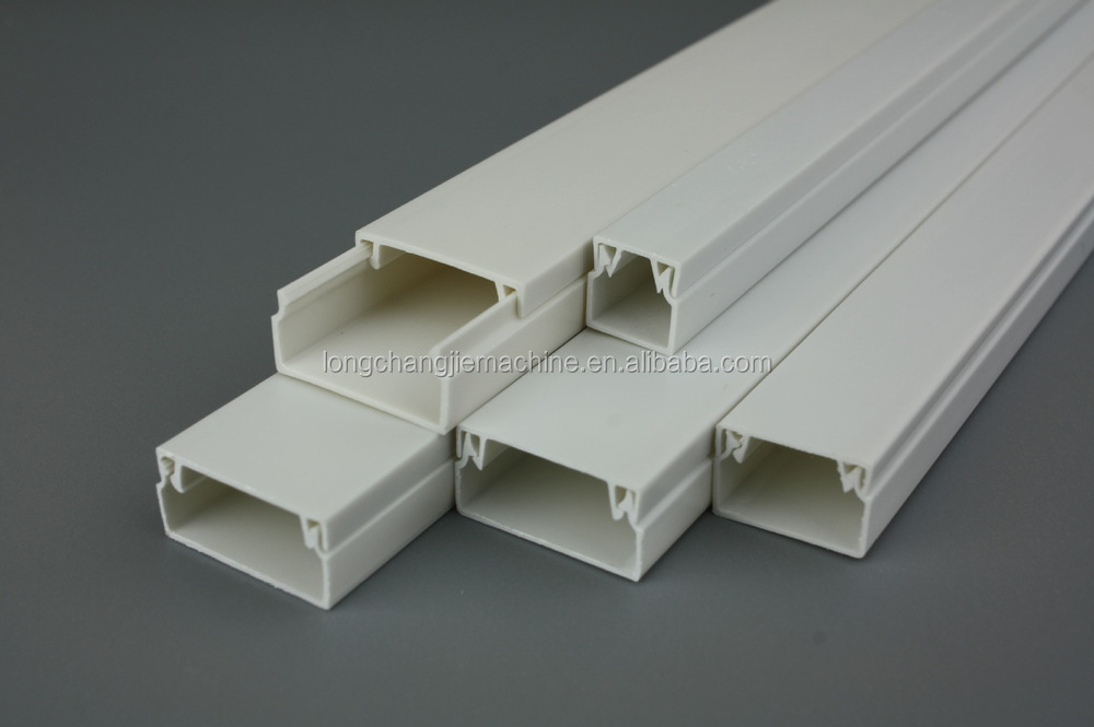plastic pvc wiring duct machine cable pvc wiring duct extrusion line rh alibaba com pvc wiring duct weidmuller pvc wiring duct philippines