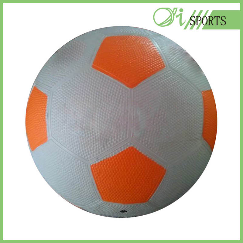 2017 Hot sale wholesale cheap rubber soccer ball