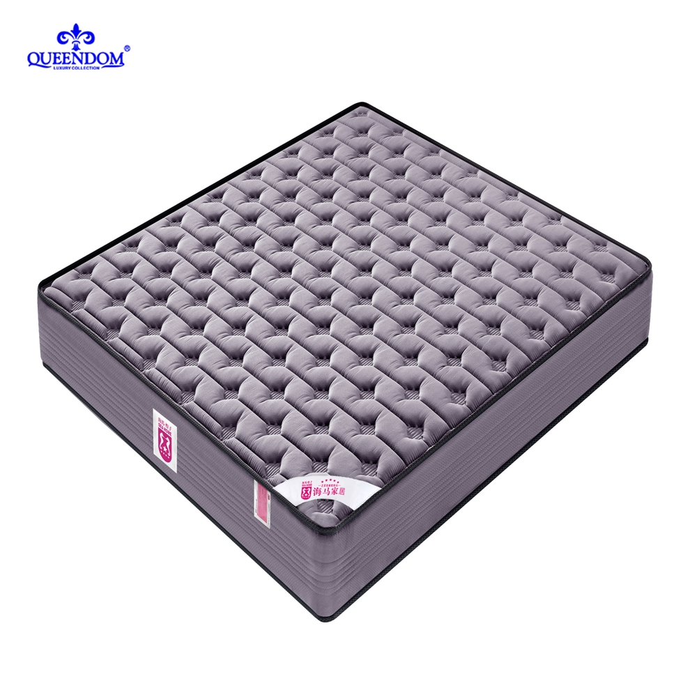 pocket spring Polyester fabric sheet bed pads beds bedroom furniture at 18 cm height - Jozy Mattress | Jozy.net