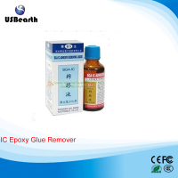 Free Shipping BGA IC Epoxy Glue Remover CellPhone chip clean BGA IC adhesive removing liquid