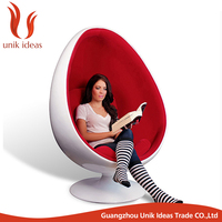 new design living room Speaker Leisure Chair egg chair