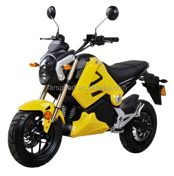 New 2016 EEC Electric Motorcycle 3KW