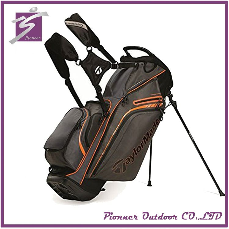 Multi-fuction PU/PVC/ford design your own golf bag For Amazon and eBay