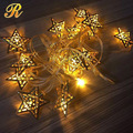 Factory fairy star led string lights for christmas ornaments