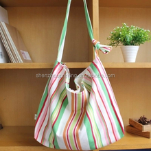 high quality water bottle pocket tote bag