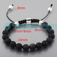 wholesale cancer beaded bracelets shamballa bracelet