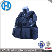 Bullet proof military armored vehicle tactical hunting vest