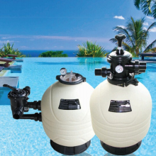 Water Treatment Well Water EMAUX Plastic Sand Filter for Swimming Pool