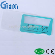 best gift card light paper reading magnifier for the elder