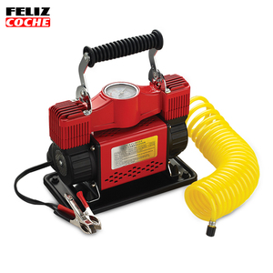 Portable dc 12v mini car air compressor for car