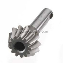 Chinese factory supply various sizes small conical bevel gear