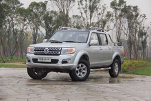 China 4WD double cabin diesel pickup