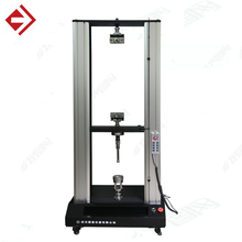 Electronic fabric tensile strength tester universal testing machine