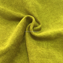 chinese upholstery fashion solid color micro fleece fabric