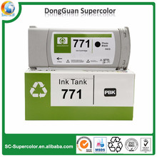 the 771 compatible ink cartridge for hp printer , Z6200 printer cartridge price