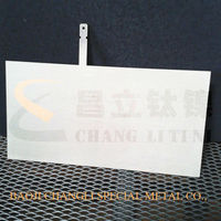 platinized titanium anodes plate for electrolysis water