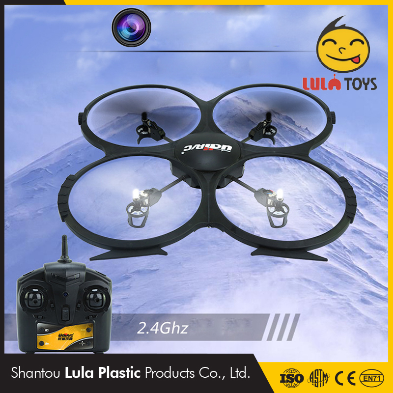 Super big drone with camera 4ch UFO RTF udi u818a gyroscope upgrade version helicopter toy for age 14