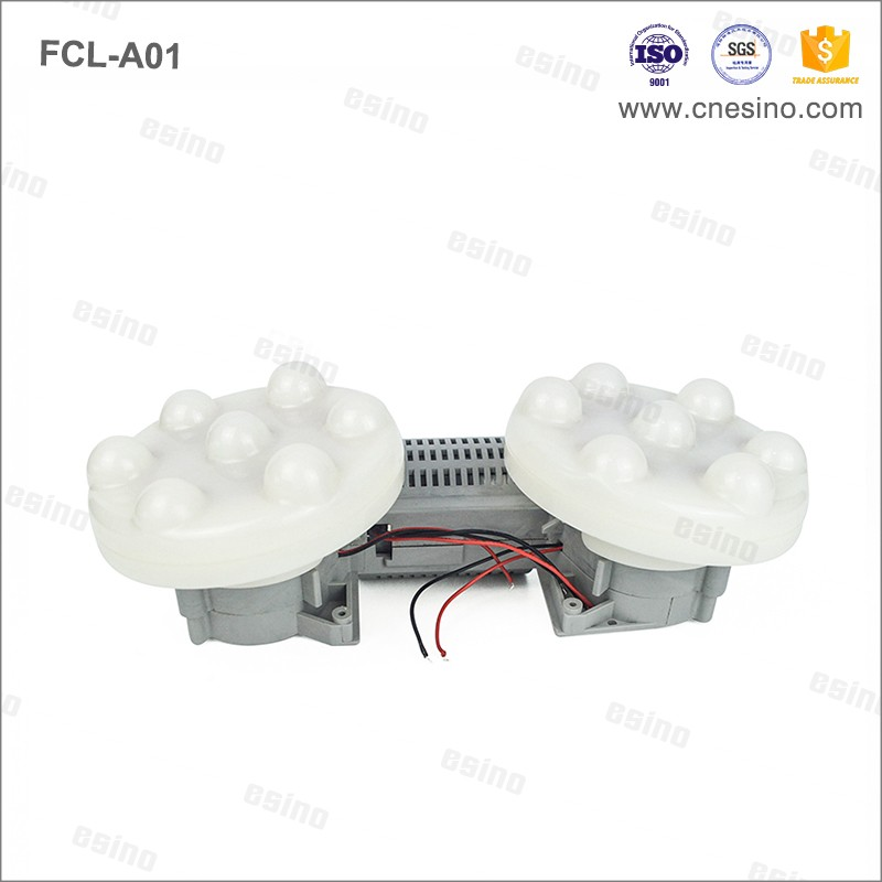 30W-50W Massage Motor with Light and Heat